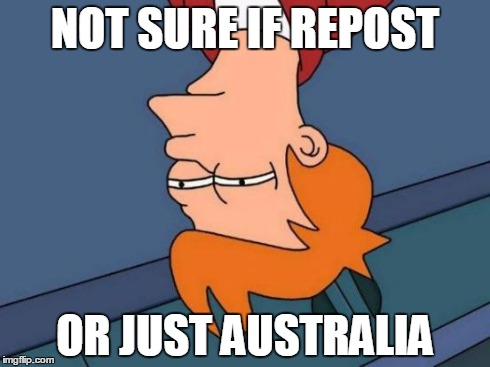 Petition Turn Earth Upside Down For One Day So Australians Get A
