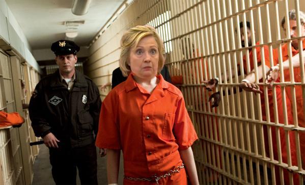 Hillary Jail Meme Generator Imgflip