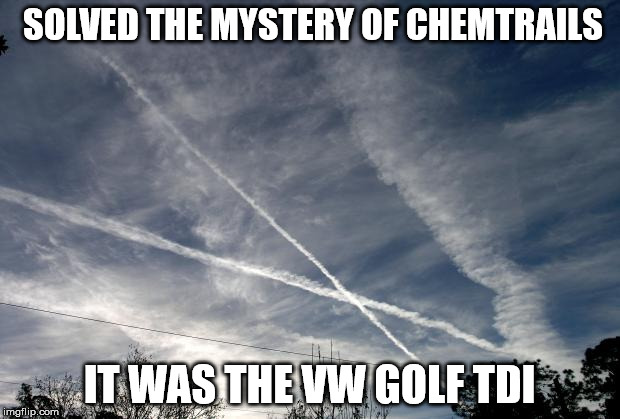 Chemtrails Solved Imgflip