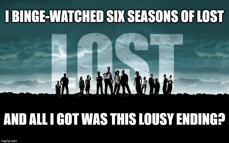 Lost Ending Explained 003 Jedi Moment Youtube