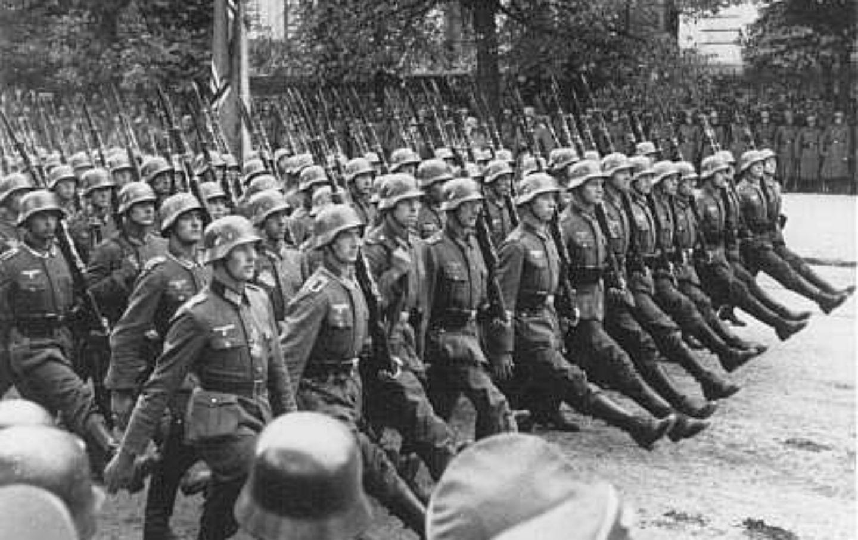German Soldier German Soldier According To Dice Australian Soldier