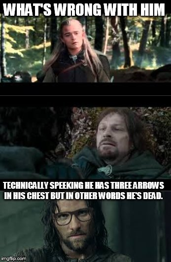 True One Does Not Simply Challenge Boromir S Meme Ness Lord