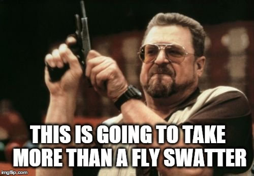 More Than A Fly Swatter Memes Gifs Imgflip