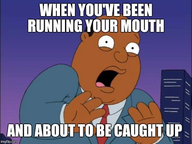 Scared Ollie Williams Memes Imgflip