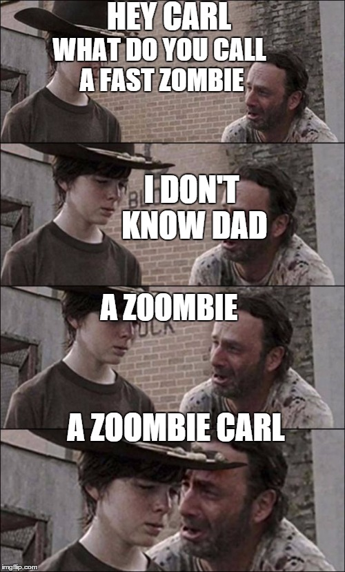 The Walking Dead Coral Imgflip