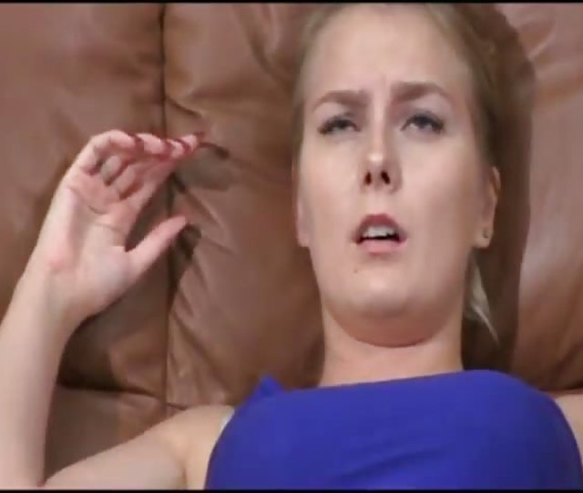 Blonde Gets Fucked While Sleeping