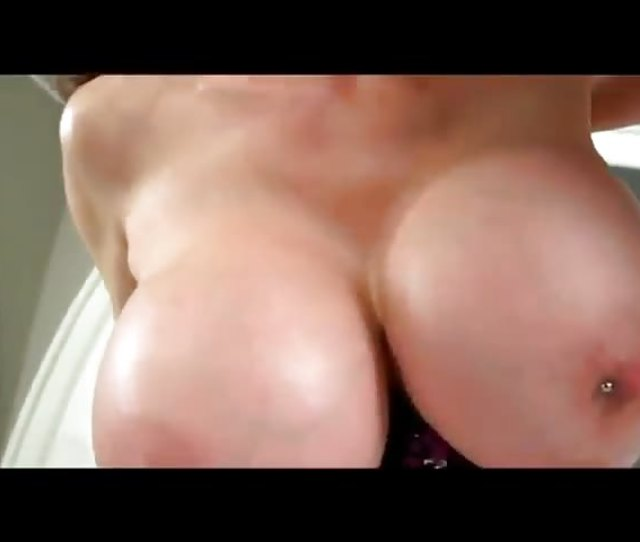 Milf With Big Tits In Lingerie Riding High
