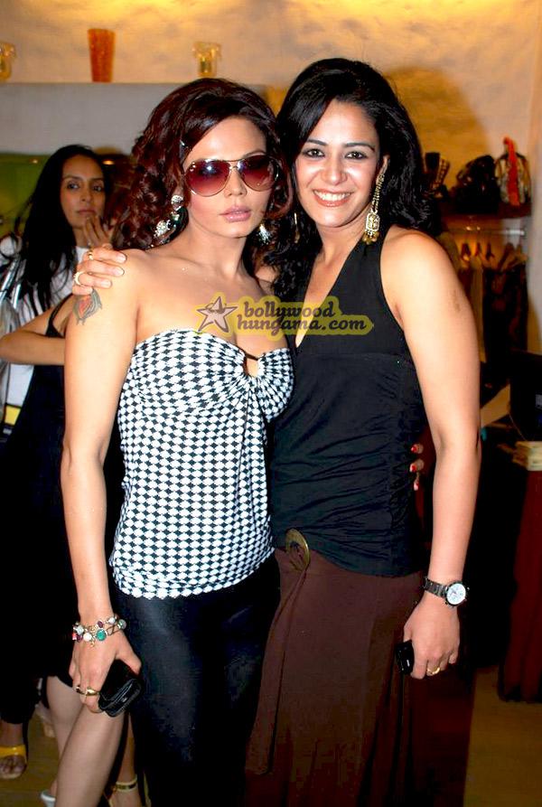 Rakhi Sawant and Mona Singh