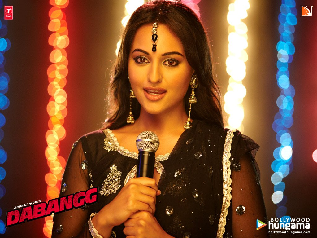 Sonakshi Sinha from the movie Dabangg