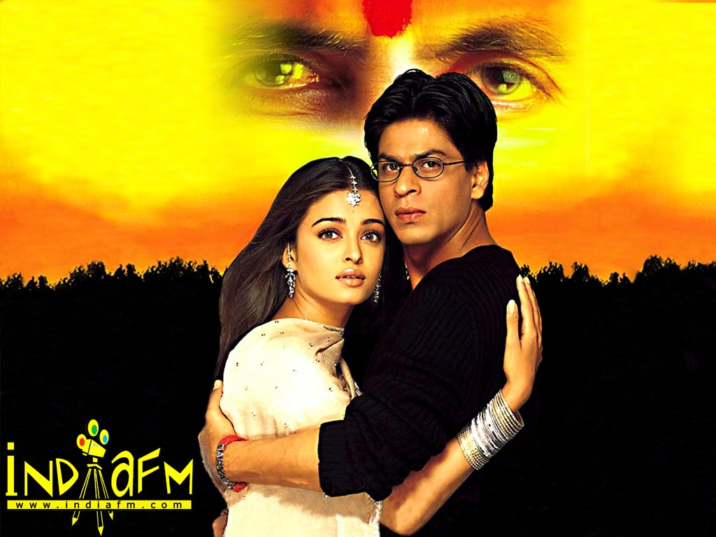 Image result for mohabbatein poster