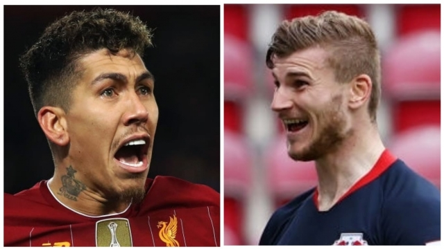 Why Timo Werner is a perfect replacement for Roberto Firmino at Liverpool - explained in three charts