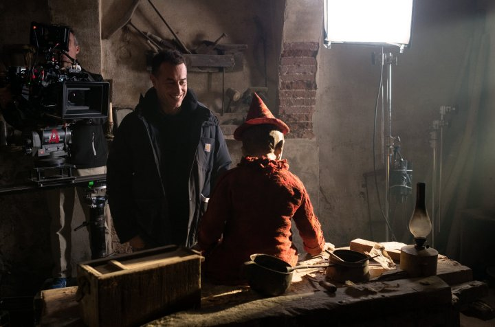 Pinocchio director Matteo Garrone: 'The dark is necessary for kids to grow  up and learn'