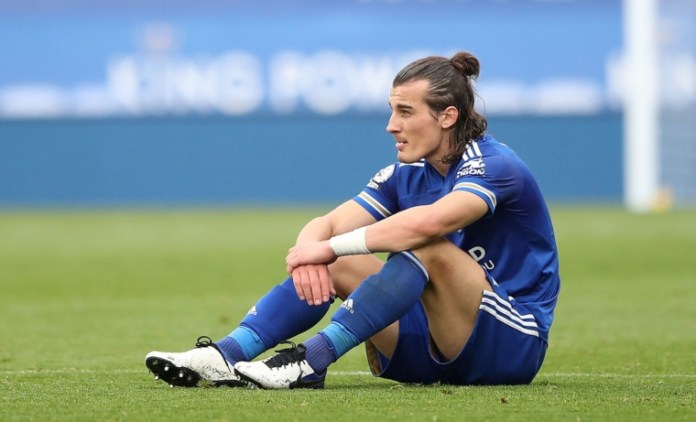 Leicester City injury news: Latest updates on Jamie Vardy, Ricardo Pereira and Caglar Soyuncu ahead of Arsenal