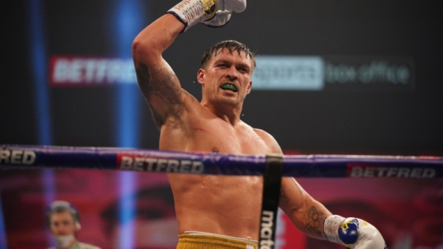 Oleksandr Usyk Next Fight: Why Anthony Joshua Bout Could Take Two Years To Make Despite Wbo Mandatory Status