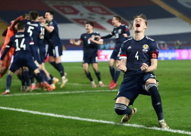 Can Scotland qualify for World Cup 2022? What beating Israel in Nations  League would mean for play-off hopes