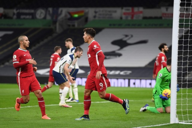 Liverpool team news vs West Ham