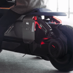Bmw Electric Motorrad Scooter Concept Features Touchscreen Business Insider