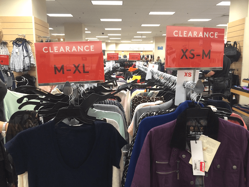 nordstrom rack could be the future of
