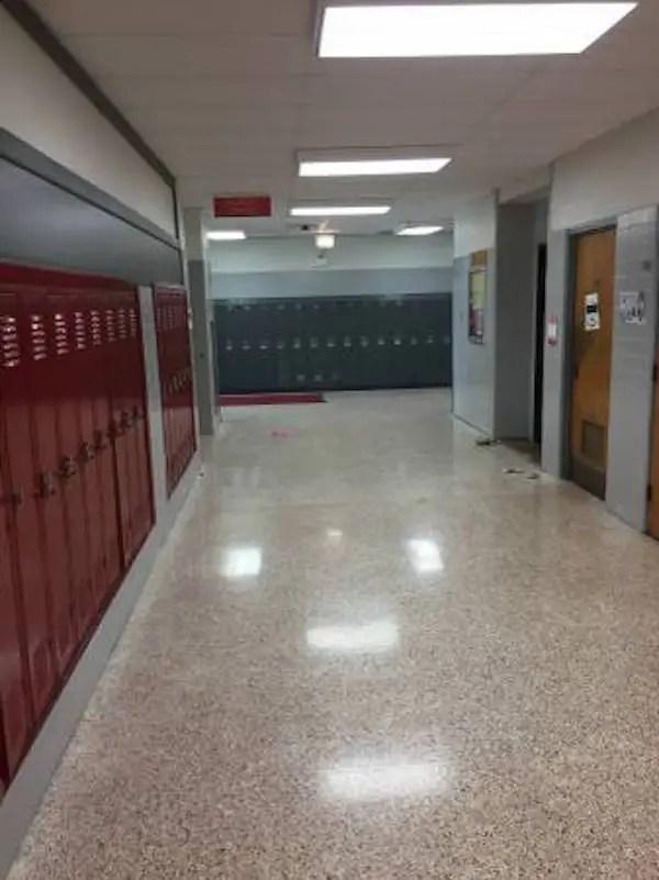 High Schoolers Selling School Craigslist For Senior Prank Insider | Spiral Staircase For Sale Craigslist | Senior Prank | Handrail | Steel | Stairway | Metal