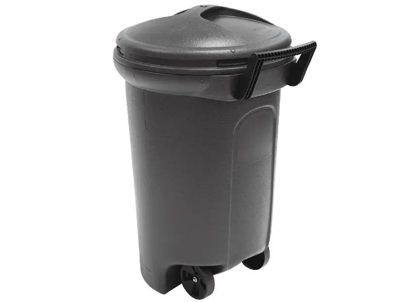 the best animal proof garbage can in