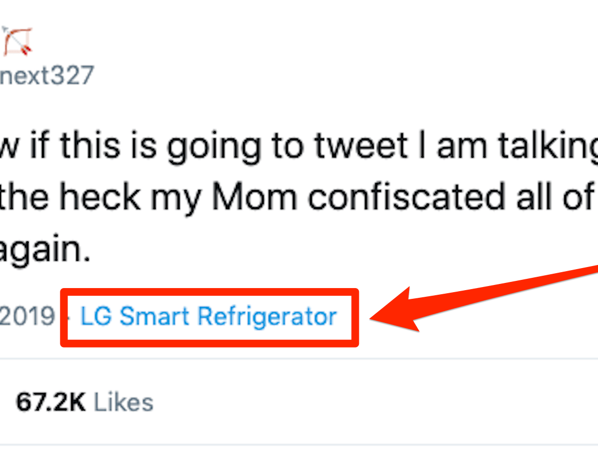 A Kentucky Teen S Viral Tweet From Her Smart Fridge Is Probably A
