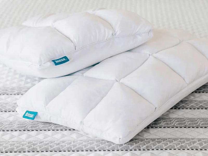 leesa hybrid pillow review 2019 it