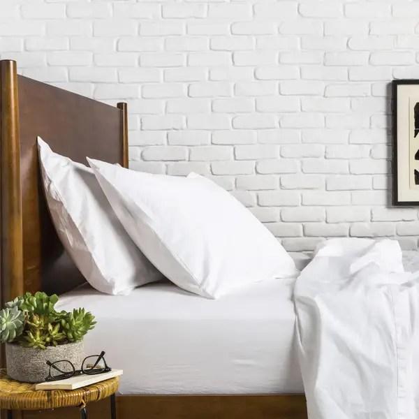 percale pillowcase