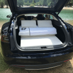 Dreamcase Converts Teslas Into Camping Tents Using The Trunk As A Bed Business Insider