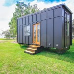 Tiny House Guys Urban Tiny Self Sufficient Home On Wheels