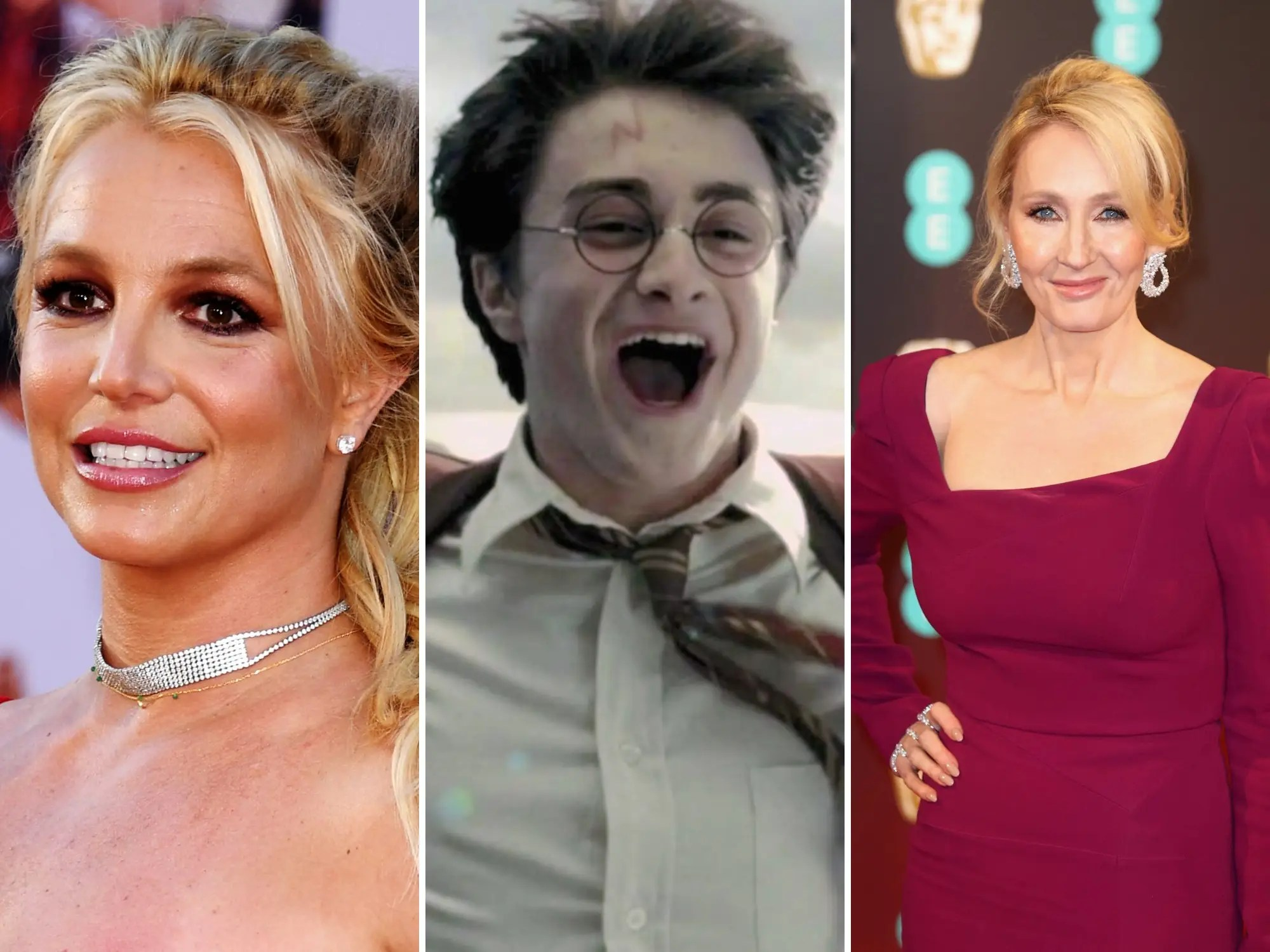 Jk Rowling Reveals Meme Challenge Is Now Addressing Everything In