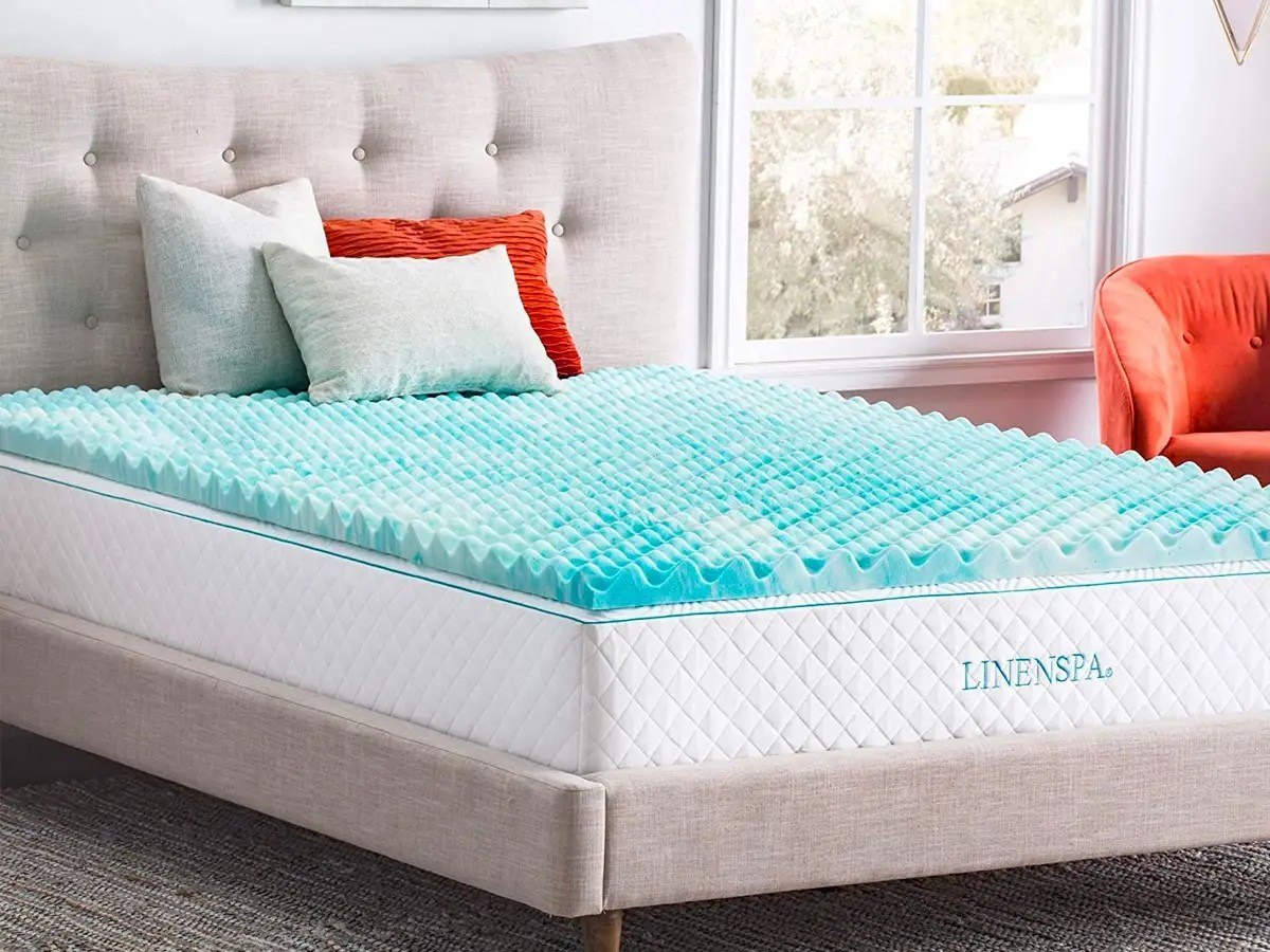 the best cooling mattress topper for