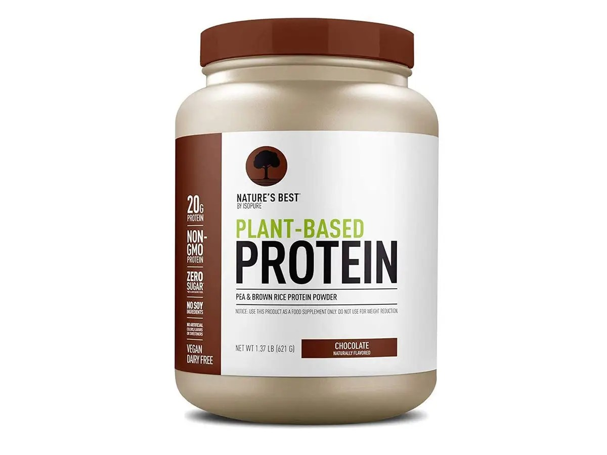the best vegan protein powders of 2021