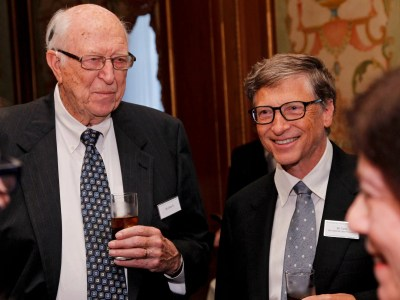 Bill Gates Sr., Father Of Microsoft Cofounder Bill Gates, Dies At 94