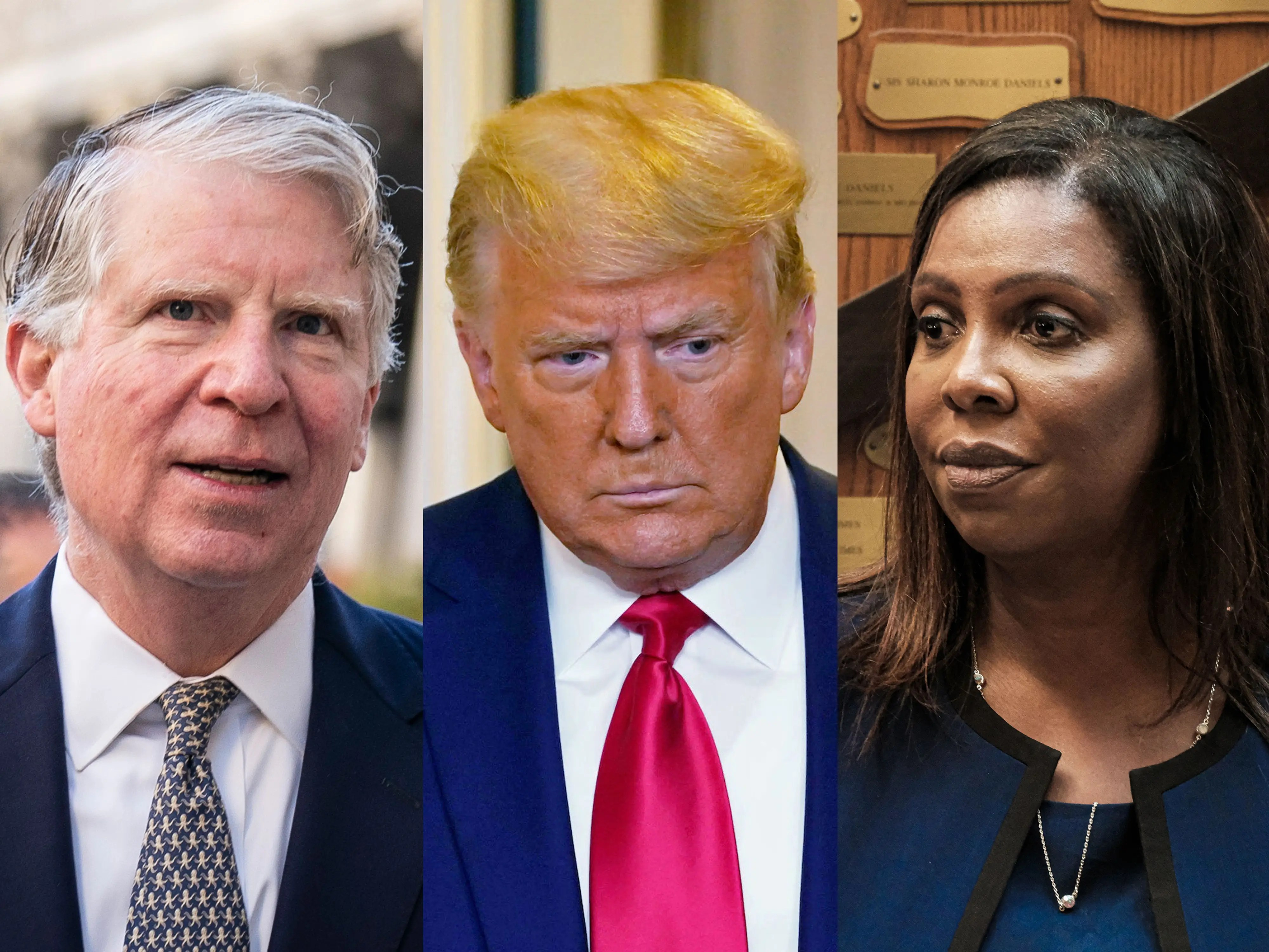 Letitia james is an american politician serving as attorney general of new york. New York Prosecutors Investigating Donald Trump And His Finances