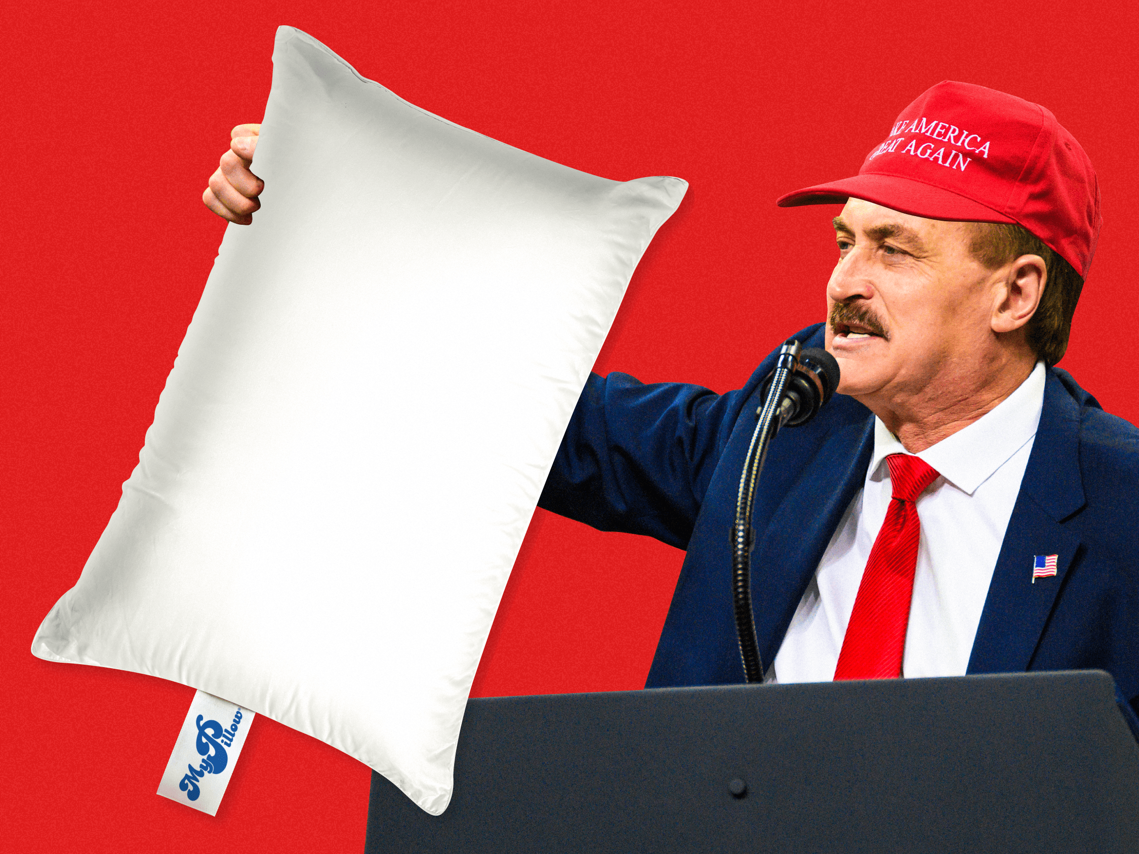 mypillow guy mike lindell the inside