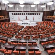 Meclis bugün açılıyor! Dedektör köpeklerle arama yapıldı