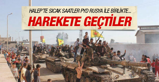 Suriye'den son haber PYD harekete geçti saldırıyor