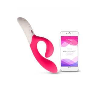 Anatomiczny wibrator We-Vibe Nova, Różowy