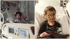 7-letnia Julka czeka na pomoc. Brakuje pół miliona złotych