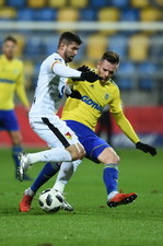 Arka Gdynia. Adam Deja zdyskwalifikowany na trzy mecze Pucharu Polski