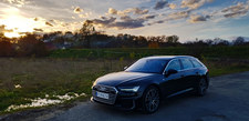 Audi A6 Avant 50 TDI - wzorcowe kombi, ale nie bez wad
