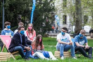Campus Polska Przyszłości wyłącznie dla zaszczepionych