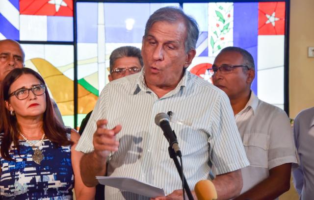 Dr. Mitchell Valdes-Sosa, prezes kubańskiego centrum neurologii odcina się od incydentu z bronią akustyczną /East News