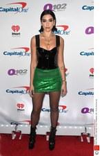 Dua Lipa zadała szyku na Jingle Ball 2018 radia Kiis FM
