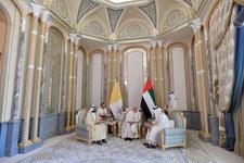 Historyczna wizyta papieża. Franciszek zaproszony do Wielkiego Meczetu Szejka Zajeda