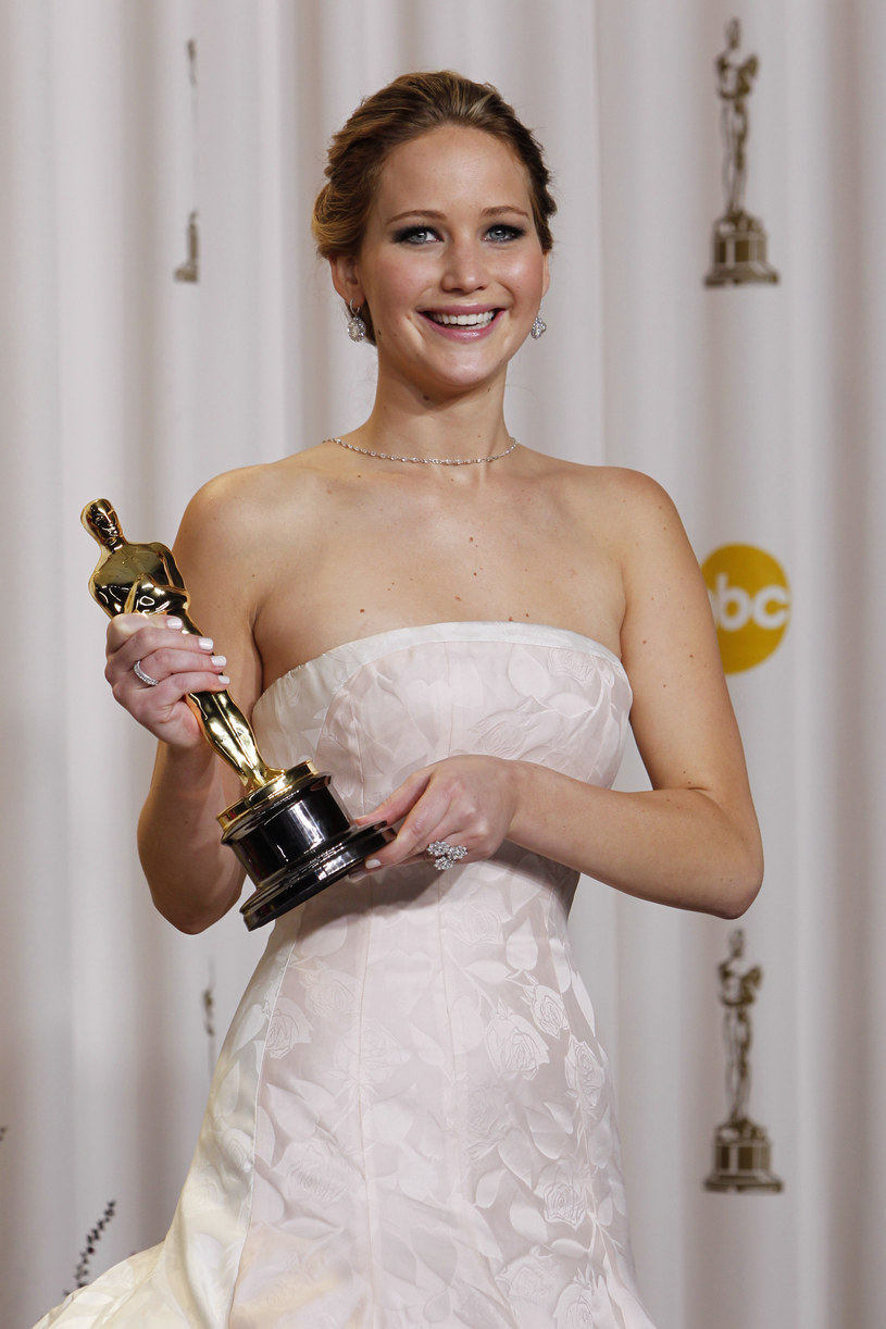 Jennifer Lawrence / Rick Rowell / Getty Images