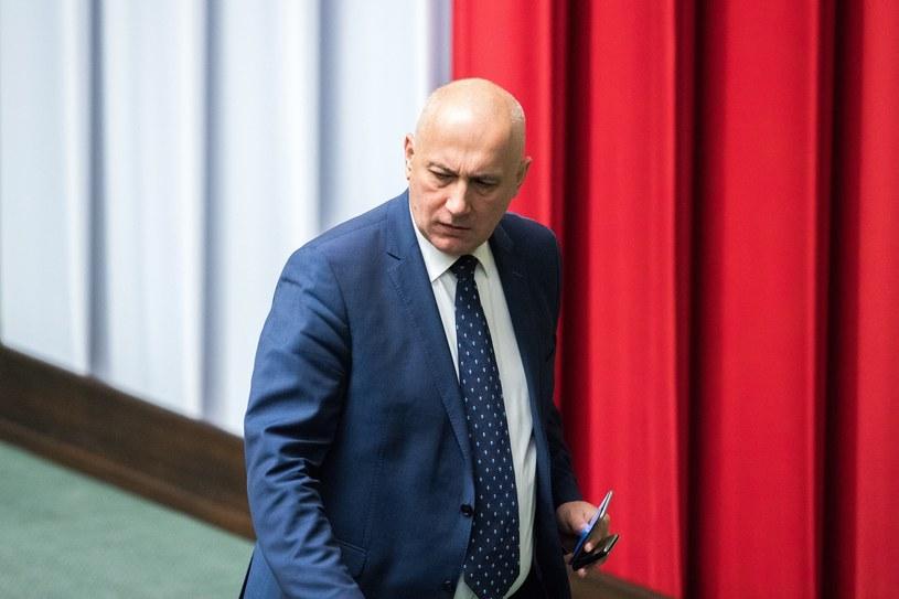 Joachim Brudziński /Andrzej Iwańczuk/Reporter /East News