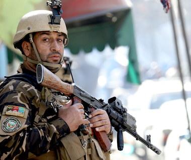 Kolejny atak w Afganistanie. Zginął żołnierz USA