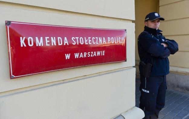 Komenda stołeczna policji /Bartosz Krupa /East News