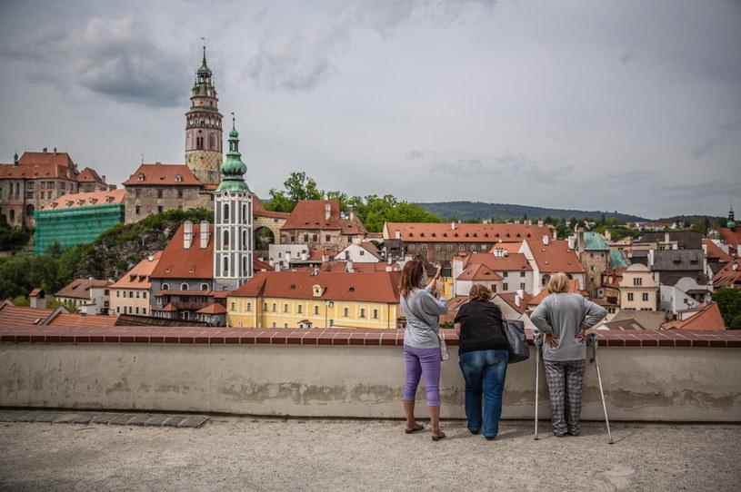 Koronawirus w Czechach /Martin Divisek /PAP